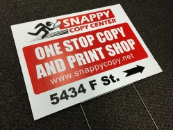 vinyl signs and graphics and copy machine repair